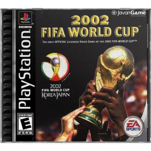بازی 2002 FIFA World Cup برای PS1