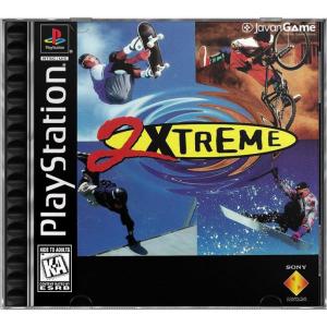 بازی 2Xtreme برای PS1