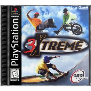 بازی 3Xtreme برای PS1