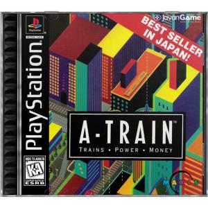 بازی A-Train_ Trains, Power, Money برای PS1
