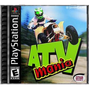بازی ATV Mania برای PS1