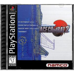 بازی Ace Combat 2 برای PS1