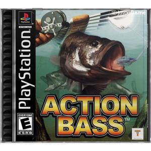 بازی Action Bass برای PS1