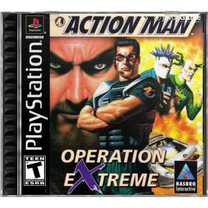 بازی Action Man Operation Extreme برای PS1