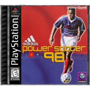 بازی Adidas Power Soccer 98 برای PS1