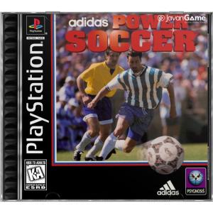 بازی Adidas Power Soccer برای PS1
