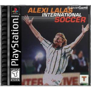 بازی Alexi Lalas International Soccer برای PS1