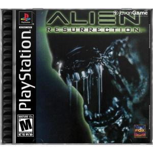 بازی Alien Resurrection برای PS1