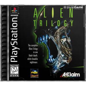 بازی Alien Trilogy برای PS1