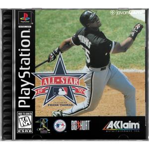 بازی All-Star Baseball 97 Featuring Frank Thomas برای PS1