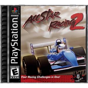 بازی All Star Racing 2 برای PS1