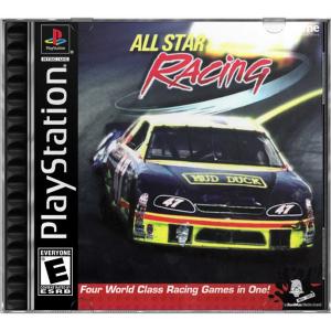 بازی All Star Racing برای PS1