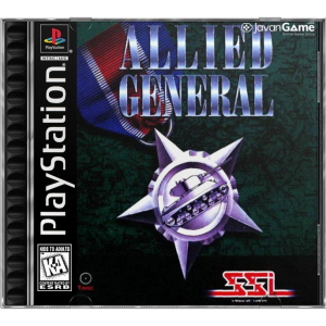 بازی Allied General برای PS1