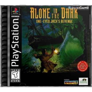بازی Alone in the Dark One-Eyed Jacks Revenge برای PS1