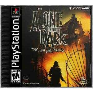 بازی Alone in the Dark The New Nightmare برای PS1