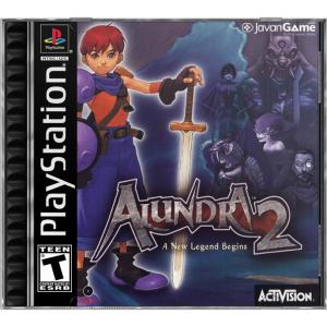 بازی Alundra 2 A New Legend Begins برای PS1
