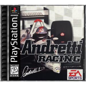 بازی Andretti Racing برای PS1