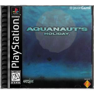 بازی Aquanauts Holiday برای PS1