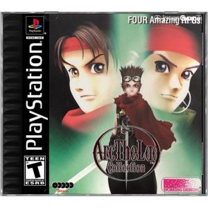 بازی Arc the Lad Collection برای PS1