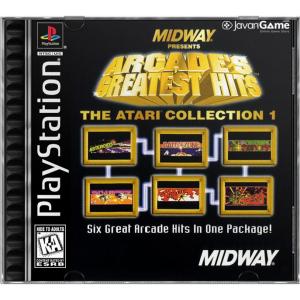 بازی Arcades Greatest Hits The Atari Collection 1 برای PS1