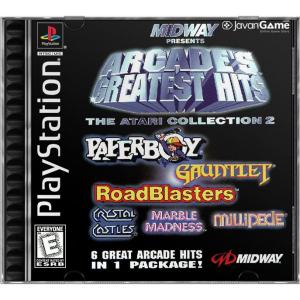 بازی Arcades Greatest Hits The Atari Collection 2 برای PS1