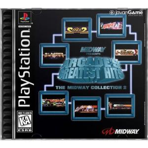 بازی Arcades Greatest Hits The Midway Collection 2 برای PS1