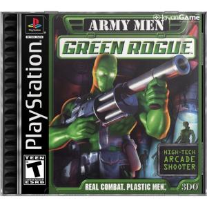 بازی Army Men Green Rogue برای PS1