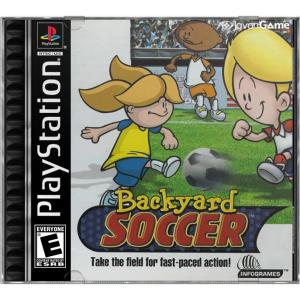 بازی Backyard Soccer برای PS1