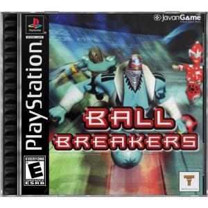 بازی Ball Breakers برای PS1