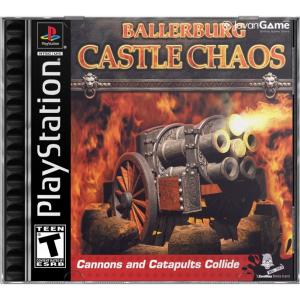 بازی Ballerburg Castle Chaos برای PS1