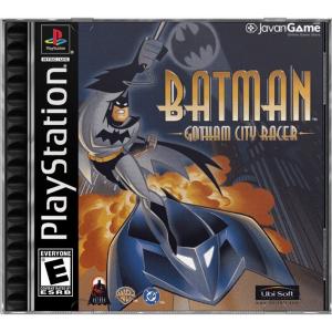 بازی Batman Gotham City Racer برای PS1