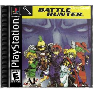 بازی Battle Hunter برای PS1