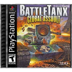 بازی BattleTanx Global Assault برای PS1