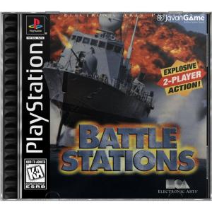 بازی Battle stations برای PS1