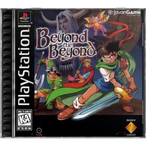 بازی Beyond the Beyond برای PS1