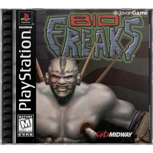 بازی Bio F.R.E.A.K.S. برای PS1