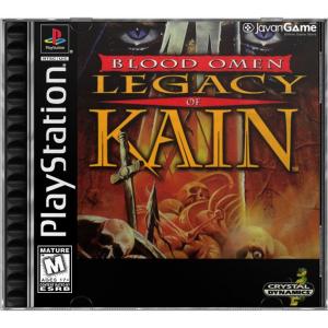 بازی Blood Omen Legacy of Kain برای PS1