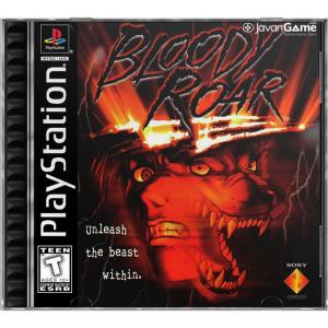 بازی Bloody Roar برای PS1