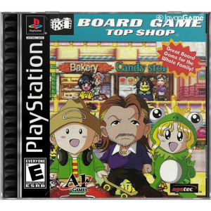 بازی Board Game Top Shop برای PS1