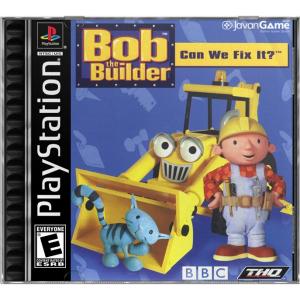 بازی Bob the Builder Can We Fix It برای PS1