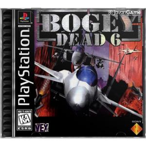 بازی Bogey Dead 6 برای PS1