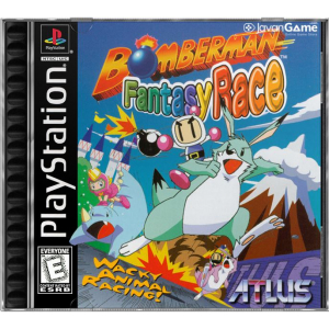 بازی Bomberman Fantasy Race برای PS1