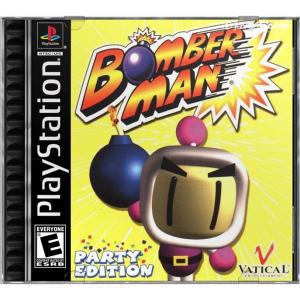 بازی Bomberman Party Edition برای PS1