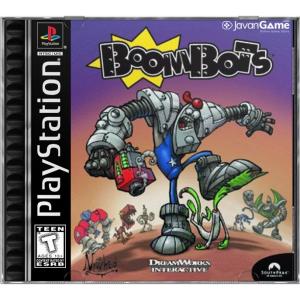 بازی BoomBots برای PS1