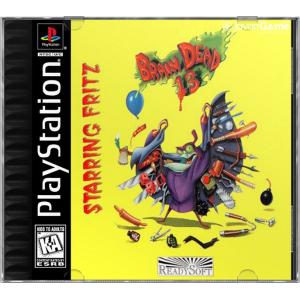 بازی BrainDead 13 برای PS1