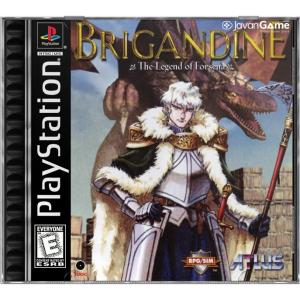 بازی Brigandine The Legend of Forsena برای PS1