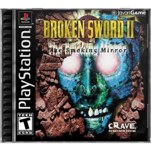 بازی Broken Sword II The Smoking Mirror برای PS1