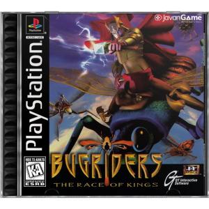 بازی Bugriders The Race of Kings برای PS1