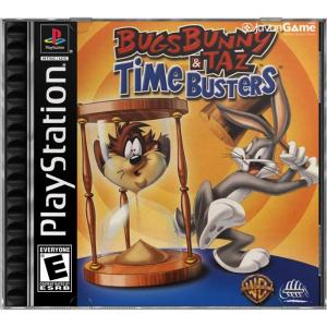 بازی Bugs Bunny & Taz Time Busters برای PS1