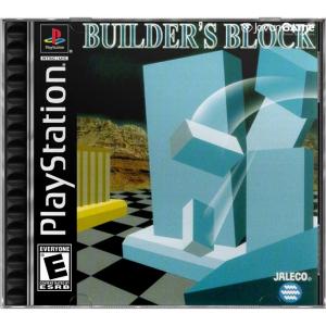 بازی Builders Block برای PS1